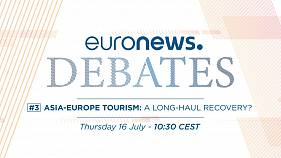 Asia-Europe tourism after COVID-19: when will people be ready to fly long haul? | Euronews Debates