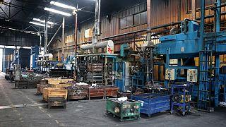 Türkiye'de sanayi üretiminin mayıs ayında yüzde 22'den fazla gerilemesi bekleniyor