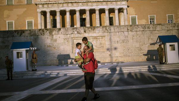 "Urbanisme, distanciation : Athènes découvre sa ""Grande Promenade"""