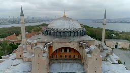 Госдума призвала турецких коллег не допустить превращения музея в мечеть