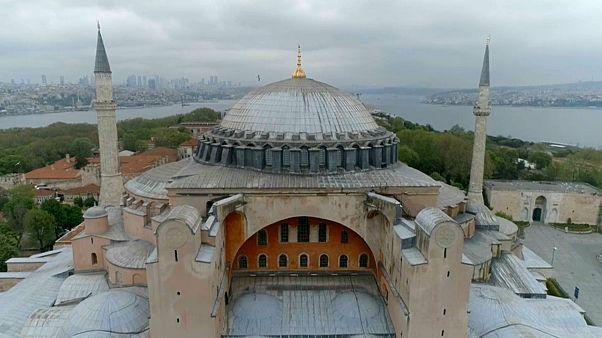 """Umwandlung der Hagia Sophia: """"Sie wollen einen Schlag gegen Moskau"""""""
