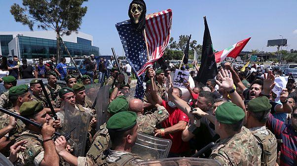 تاکید آمریکا بر حمایت از لبنان با وجود مخالفتهای حزبالله