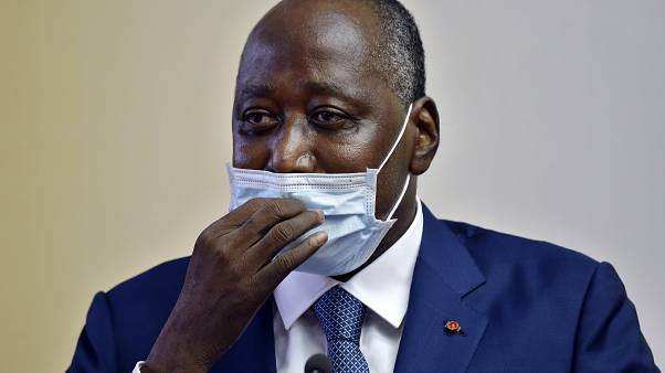 Amadou Gon Coulibaly, le 02/07/2020