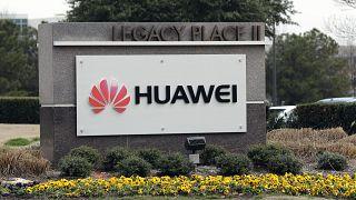 Teksas'taki Huawei ofisi