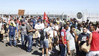 Διαμαρτυρίες στην Τουλούζη
