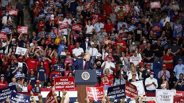 ΗΠΑ - Τάλσα: Η προεκλογική συγκέντρωση Τραμπ «πιθανόν» συνέβαλε στην αύξηση των κρουσμάτων
