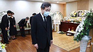 «آهن هی جونگ»، سیاستمدار کره جنوبی که به دلیل تجاوز جنسی در زندان است