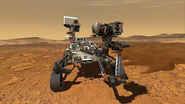 مریخنورد جدید ناسا به فضا پرتاب شد؛ ۸ ویژگی کاوشگر «پشتکار»