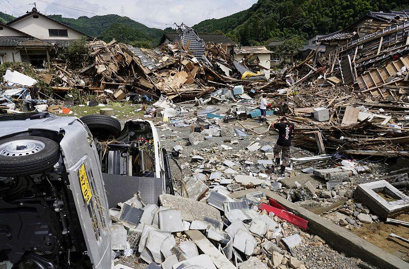 Koji Harada/Kyodo News via AP