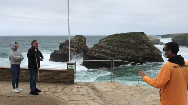 Galizia: nuove restrizioni, turismo in fumo e domenica si va a votare