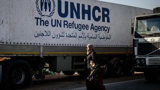 مساعدات أممية لسوريا