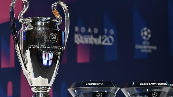 كأس دوري أبطال أوروبا لكرة القدم