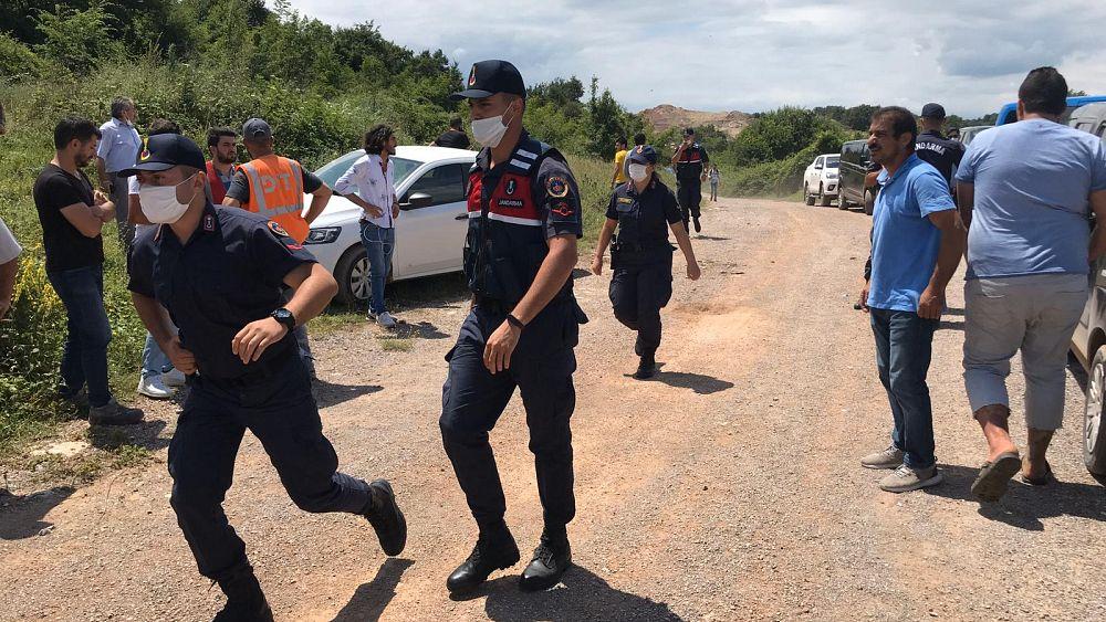 Sakarya'da patlamayan malzemeyi imha etme esnasında patlama: En az iki asker hayatını kaybetti