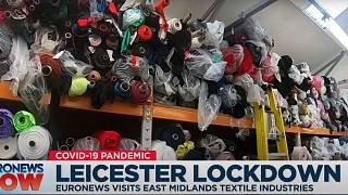 Leicester lockdown unveils the truth about its fast fashion industry