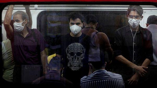 بالاترین میزان مرگ و میر روزانه ناشی از ابتلا به کرونا در ایران ثبت شد