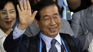 Seul Belediye Başkanı Park Won-soon