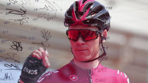 Cyclisme : Chris Froome va quitter l'équipe Ineos