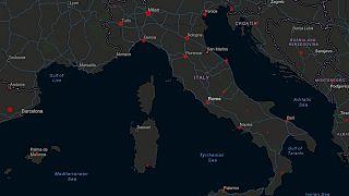 Coronavirus, sono 17 i focolai attivi in Italia: crescono i contagi