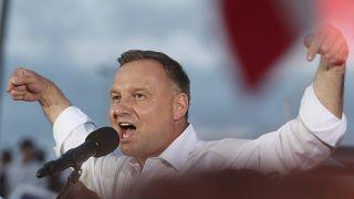 Президент Польши обвинил Германию во вмешательстве в выборы
