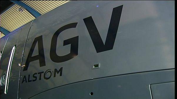 Alstom нацелился на  Bombardier