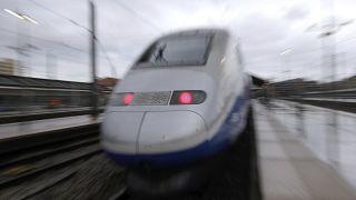 Французские скоростные поезда поедут по Испании