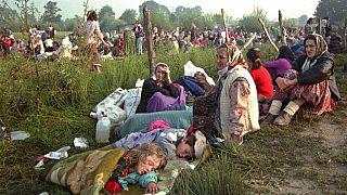 Gedenken an Massaker von Srebrenica vor 25 Jahren