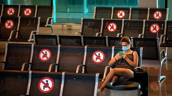 Athens Airport, file photo