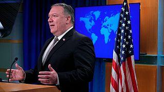 مایک پمپئو: به تلاش برای برقراری گفتگو با کره شمالی ادامه میدهیم