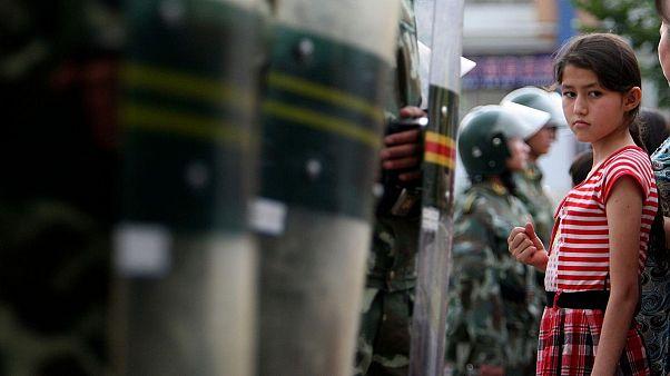 واشنگتن چند مقام چینی را به دلیل دست داشتن در سرکوب اویغورها تحریم کرد