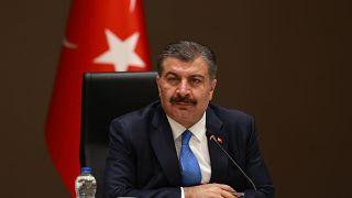 Türkiye'de 9 Temmuz itibarıyla Covid-19 tablosu