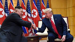 US DPRK summit file photo