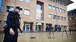 السجن لسويديين أدينا بتفجير مصلحة الضرائب في الدنمارك