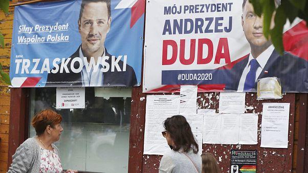 Duda gegen Trzaskowski: Wer macht das Rennen in Polen?
