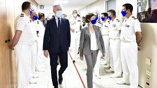 Τις εξελίξεις σε Λιβυή και Αν. Μεσόγειο συζήτησαν οι ΥΠΑΜ Ιταλίας και Γαλλίας