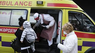 'Kazakistan'daki zatürre salgını Covid-19'dan çok daha ölümcül'