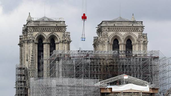 Notre-Dame será reconstruida tal y como estaba