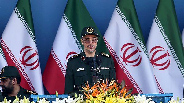 İran Genelkurmay Başkanı Muhammed Hüseyin Bakıri