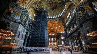 Santa Sofia torna a essere una moschea