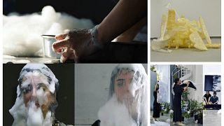 «Εξαΰλωση»: Έκθεση γλυπτικών εγκαταστάσεων-performance της Ιωάννας Πλέσσα