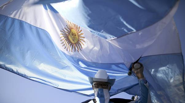 Pandemia en Argentina