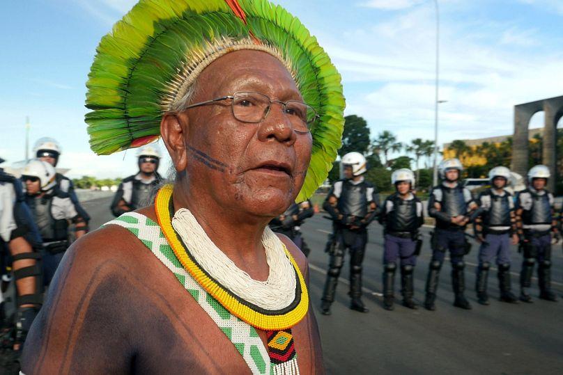 Gert Peter Bruch, Planète Amazone, via AFP