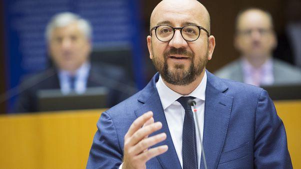 Charles Michel defiende el fondo de recuperación europea pero propone recortar el presupuesto