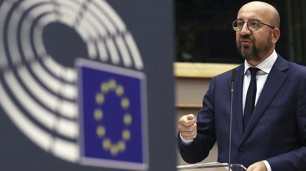 Πρόταση Σαρλ Μισέλ για προϋπολογισμό της ΕΕ στο 1,074 τρισ. ευρώ