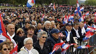 Áustria quer proibir cerimónia de Bleiburg