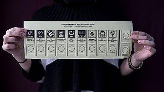 Oy pusulası (arşiv)