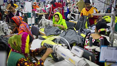 """""""From Bangladesh to Leicester, the fashion industry is built upon mass exploitation."""""""