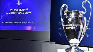 قرعهکشی مراحل نهایی لیگ قهرمانان اروپا؛ راه پاریسیهای خوششانس هموارتر است