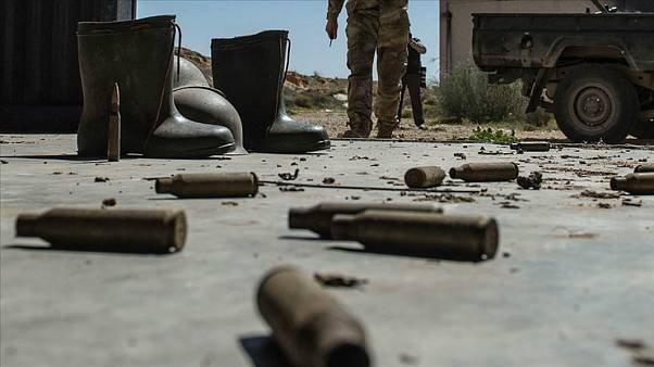Libya'da iç savaş (arşiv)