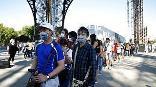Avrupalılar Covid-19 sonrası İngiliz, ABD'li ve Çinli turistleri ülkelerinde istemiyor | Araştırma