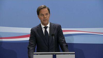 Holanda denunciará a Rusia por derribar el MH17
